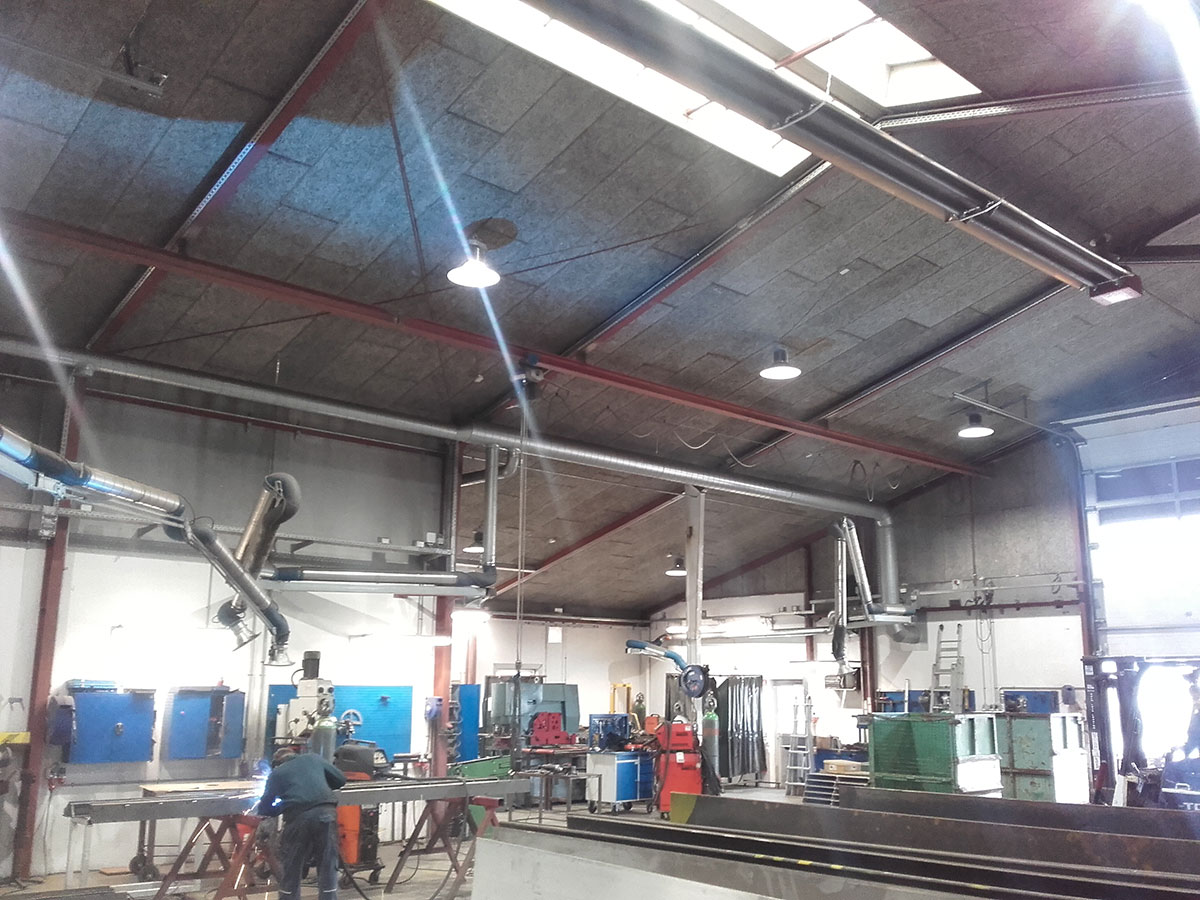 Producenter Unitek A/S i Randers | LED Huset